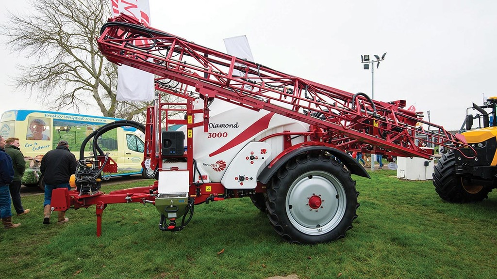 Lamma Show 2018: Spreaders and sprayers