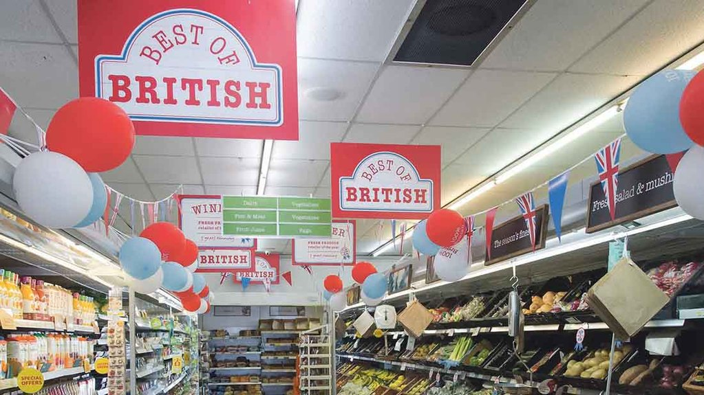 Shoppers more concerned about food prices than British farmers going bust