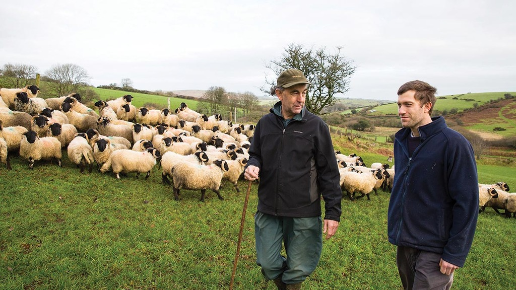 Farmers receive a royal boost to enhance growth and resilience