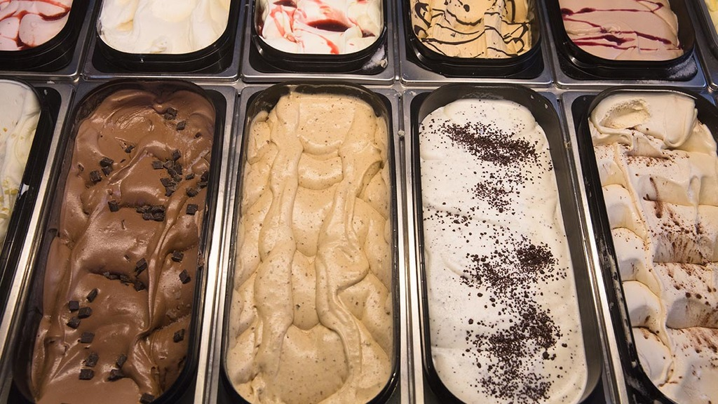 Dairy farm shows the Italians a thing or two about ice cream