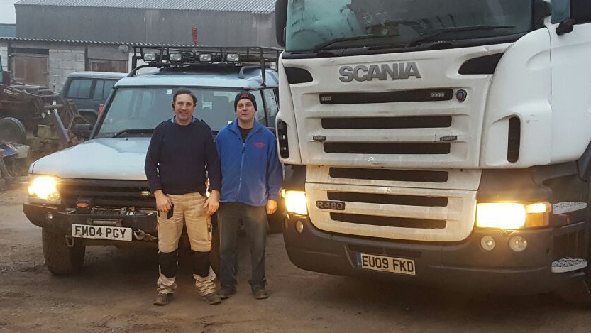 Farming brothers set to save snow-hit Italian livestock