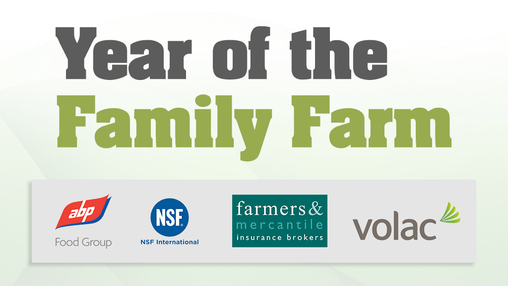 Year of the Family Farm survey
