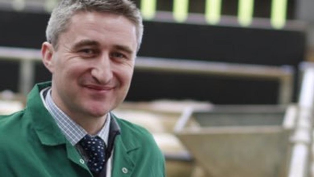 NFU names new head of food and farming