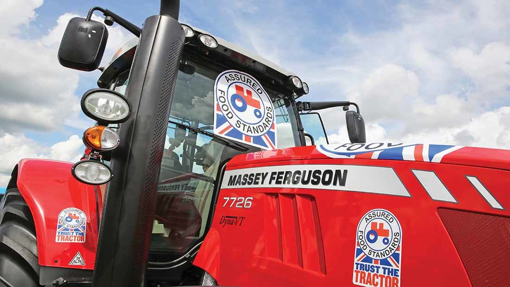 Do you trust Red Tractor?
