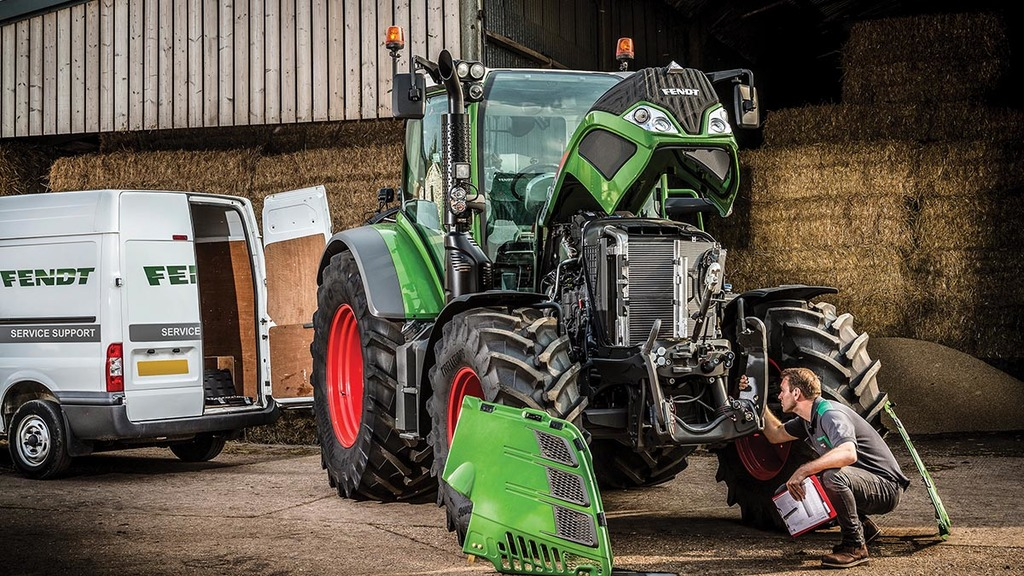 Ensuring your farm machinery is safe: five things you should do...