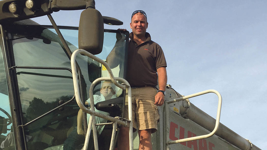 Russell McKenzie: 'Glyphosate is vital to our farming systems'