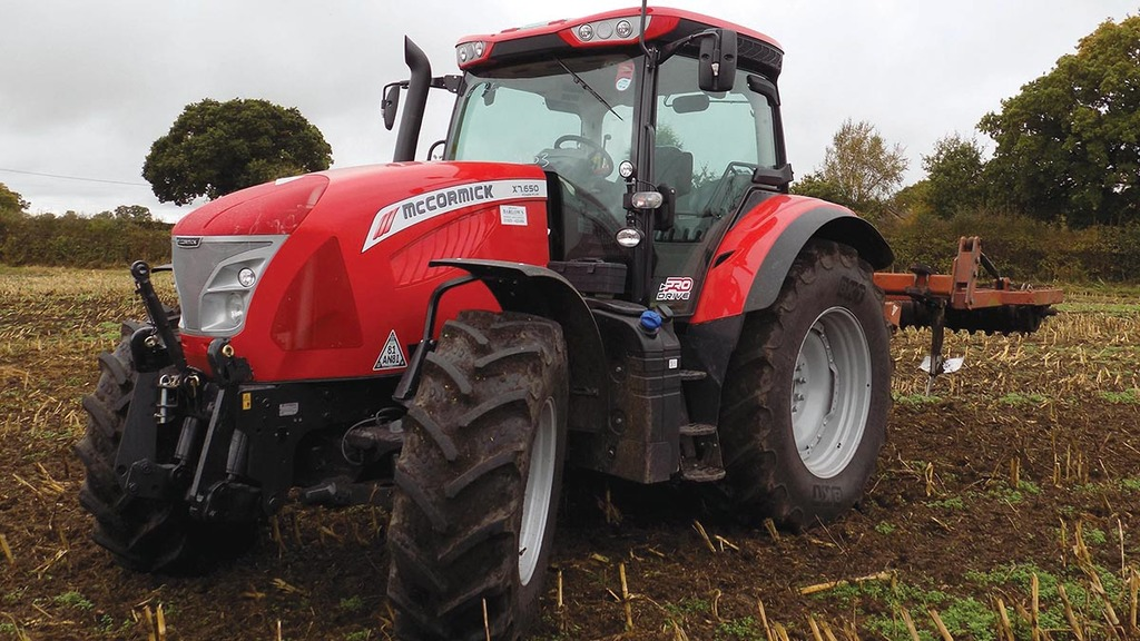 On-test: Refreshingly simple operation from Efficient spec McCormick X7