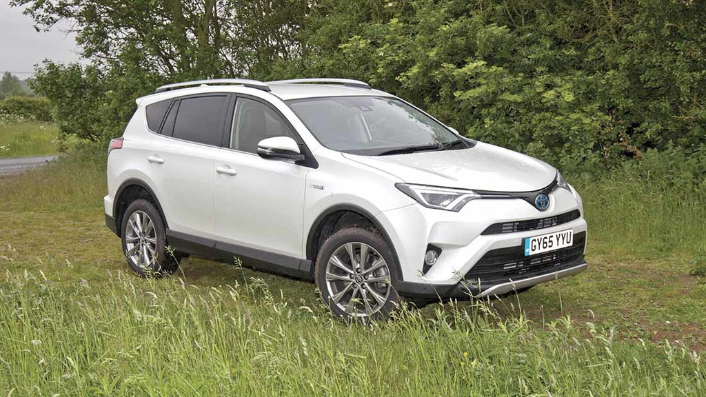 On-test: Toyota's Rav4 - clever tech, but no fun