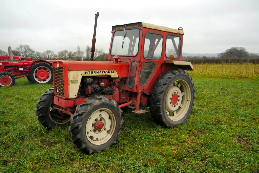1968 International 634 Roadless