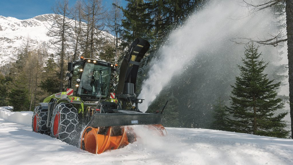 Rolls-Royce to supply Claas and JCB with MTU engines - NEWS