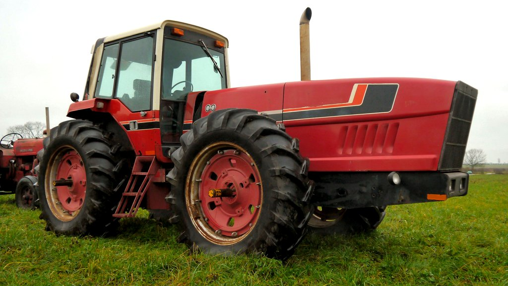 Machinery sale: Cheffins to sell rare collection of 23 International tractors