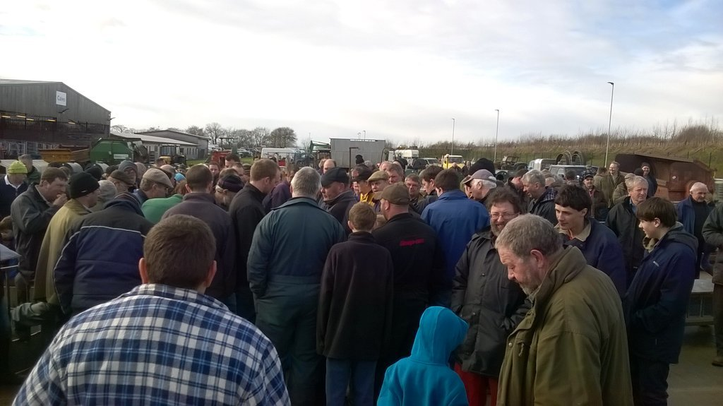 Machinery sale: Kivells collective sale draws the crowds