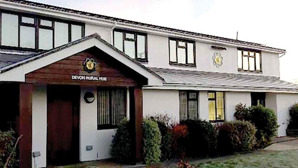 New home for Devon YFC