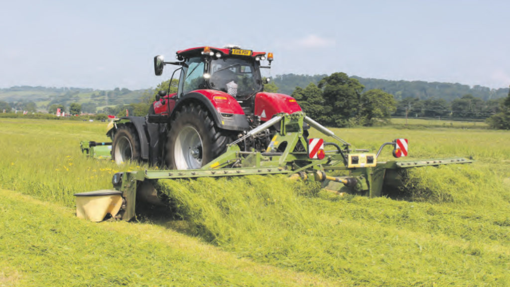 Step-by-step silage-making