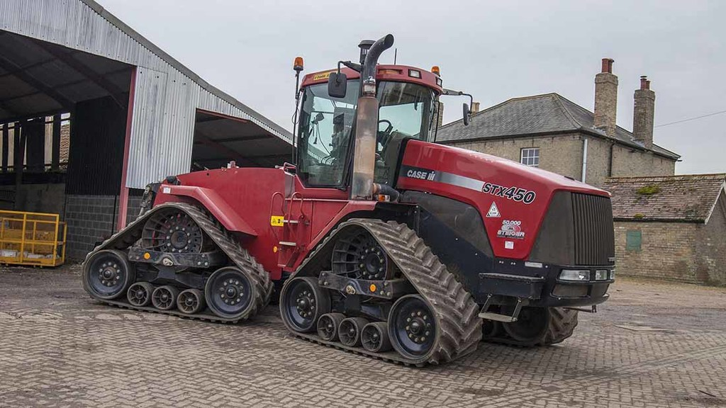 Buyer's guide: Afforable power with used Case IH Quadtrac