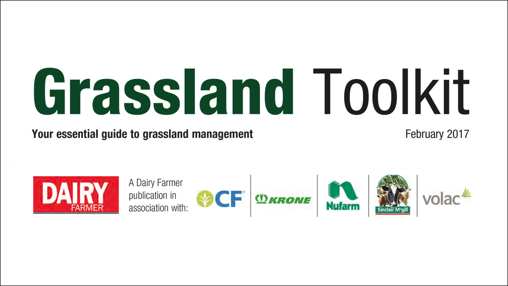 Maximize profit from grass: Grassland Toolkit 2017