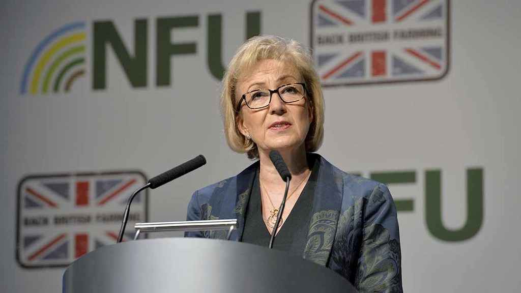 VIDEO: NFU17 - Leadsom fails to provide clarity on Defra's Brexit plan