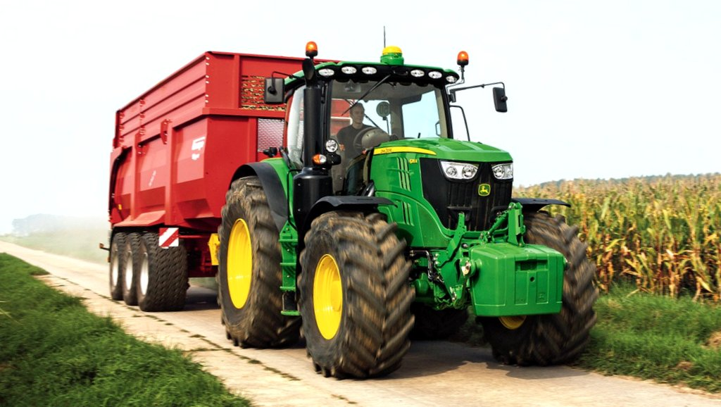 Tracks For Vehicles >> Know your limits: Tractor and trailer regulations - INSIGHTS - Farmers Guardian