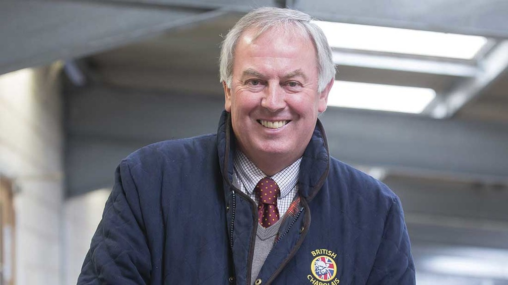 Q & A: David Benson reflects on 30 years at the helm of the British Charolais Cattle Society
