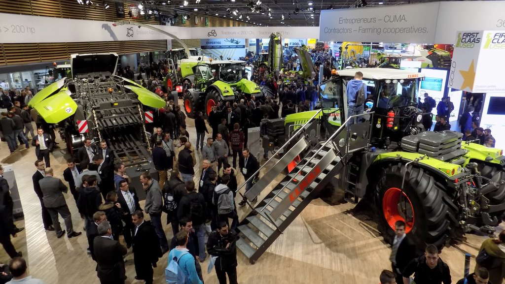SIMA 2017: Latest machinery showcased