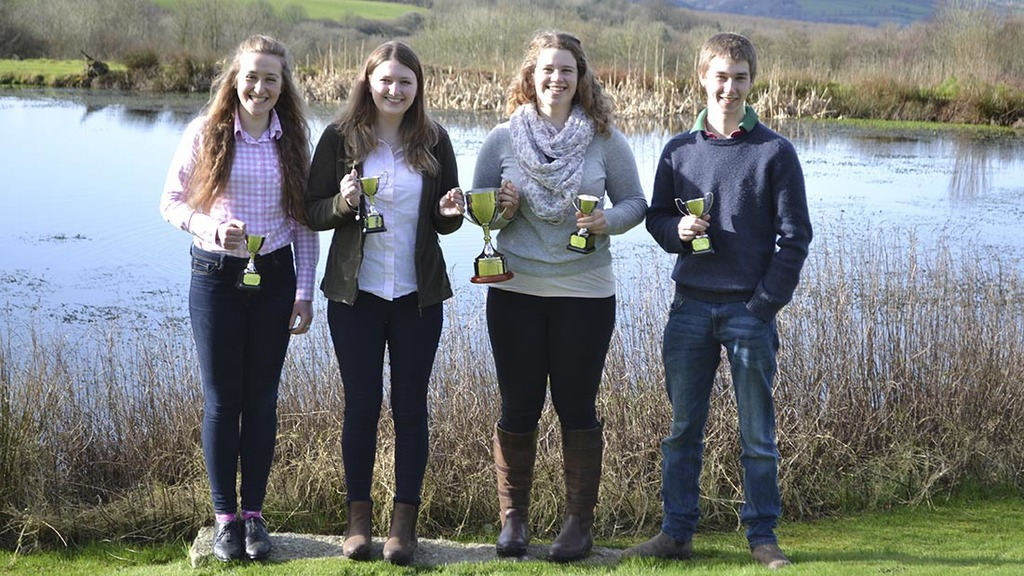 Duchy College wins NIAB Agronomy Cup