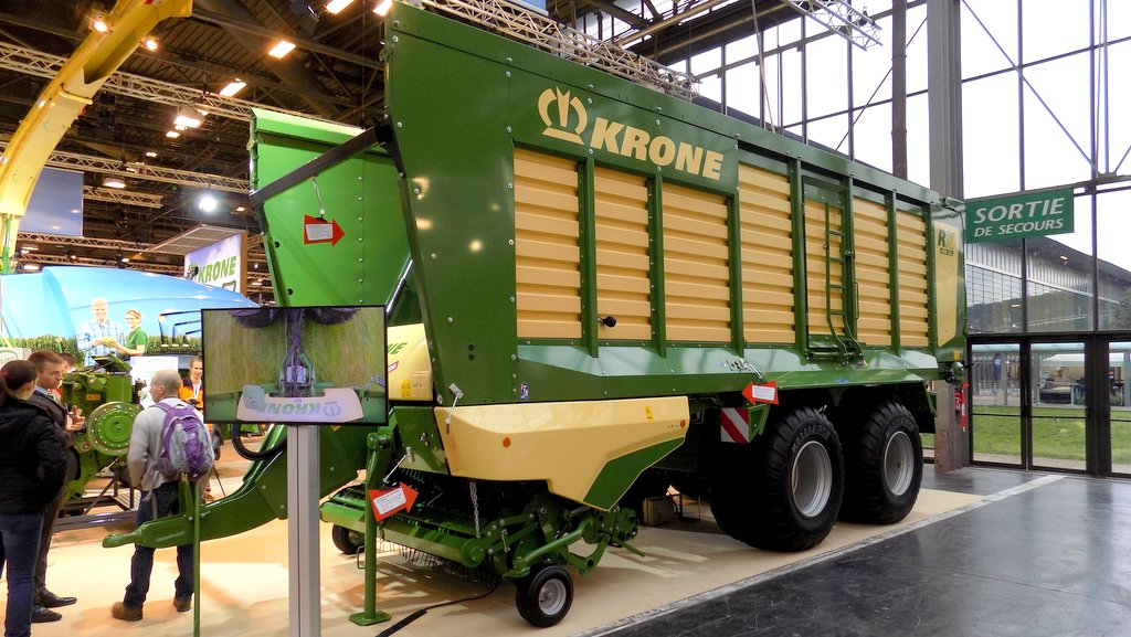 SIMA 2017: Grassland and livestock equipment