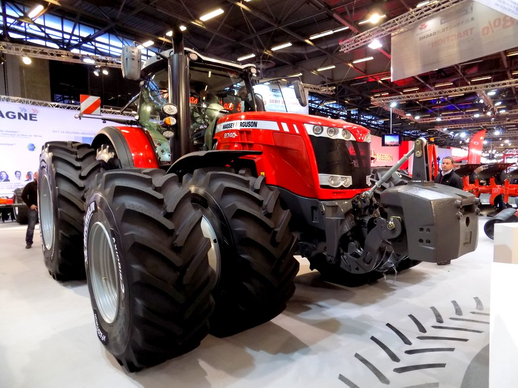 Sima 2017 In Pictures News Farmers Guardian