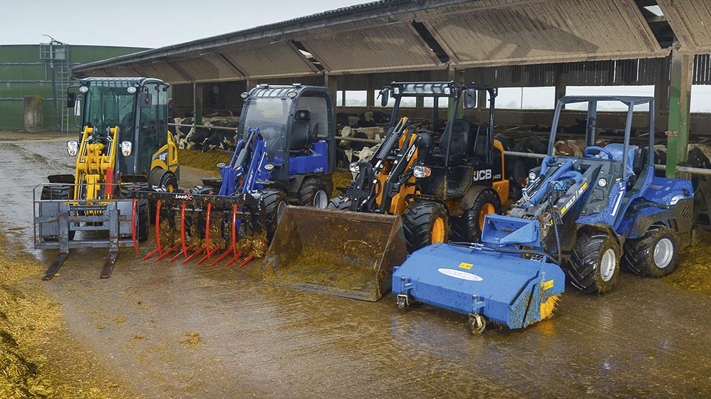 VIDEO: On-test: Four latest mini loaders put through their paces
