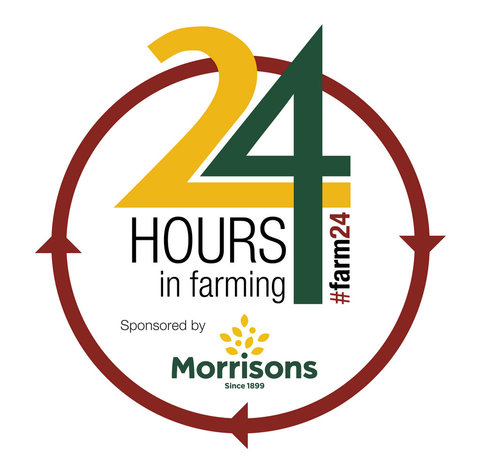 Morrisons partnership continues for 24 Hours in Farming event