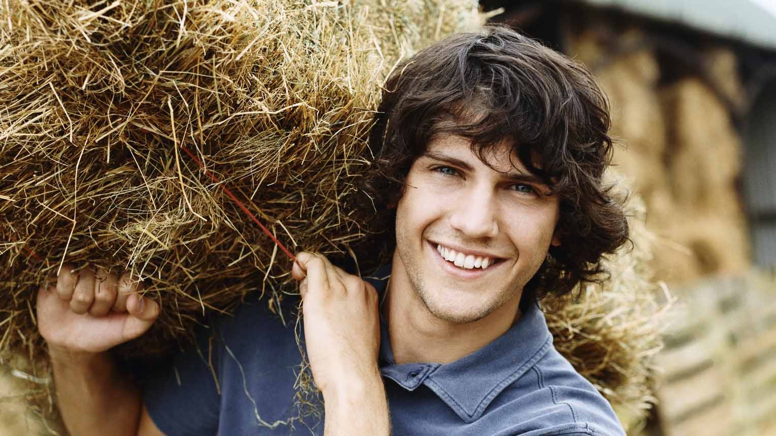 Only 4 per cent of young people consider career in farming