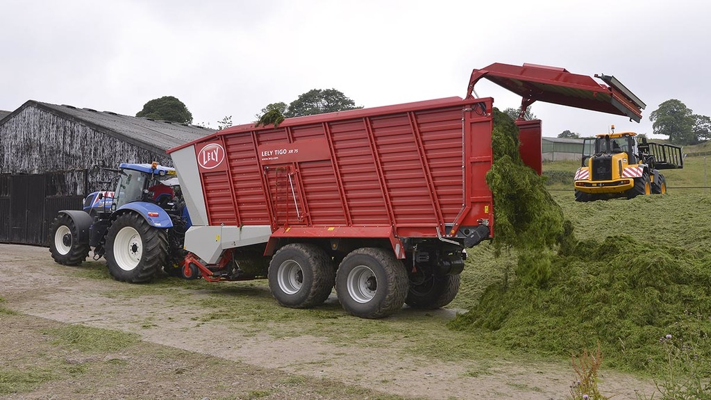 Agco to cease production of grass kit in Lely livery