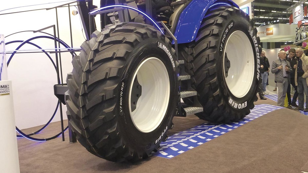 SIMA 2017: Tyre tech wins