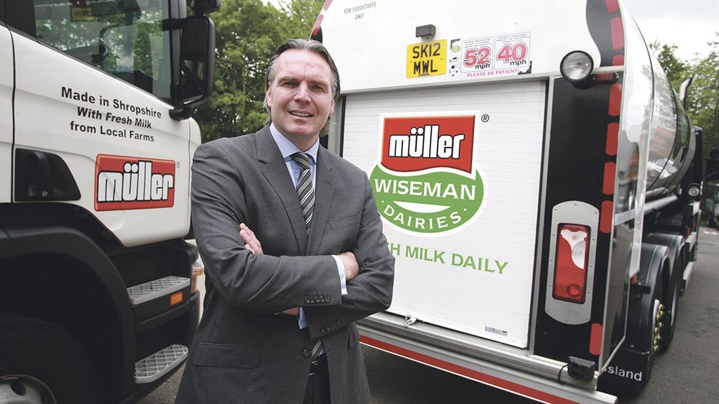 Ronald Kers to step down as Muller chief executive