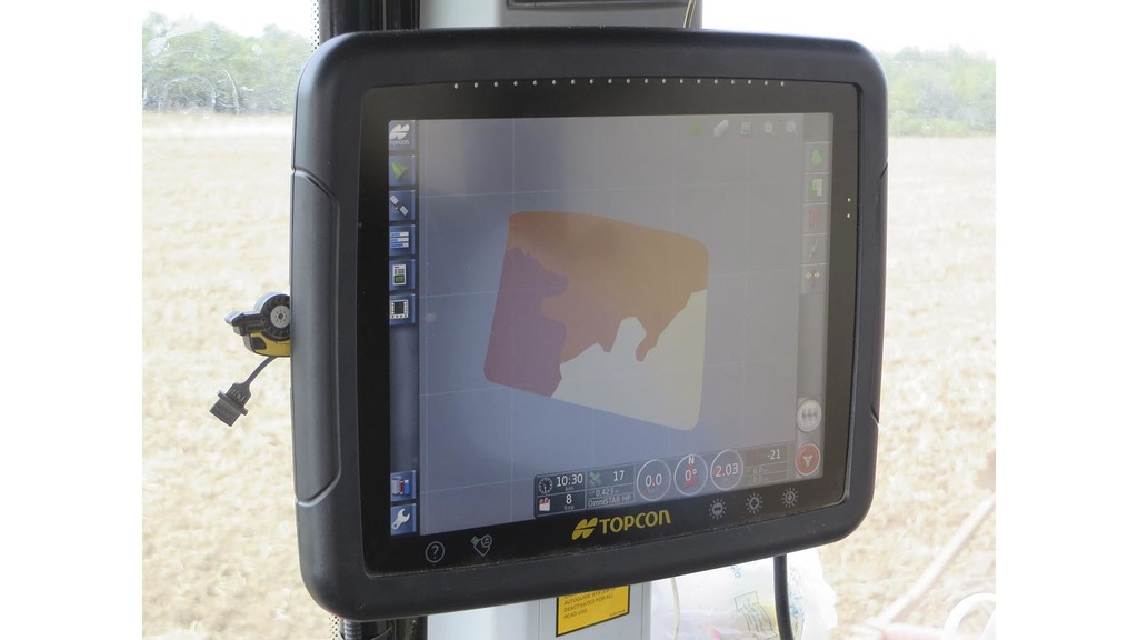 Topcon aims for greater precision