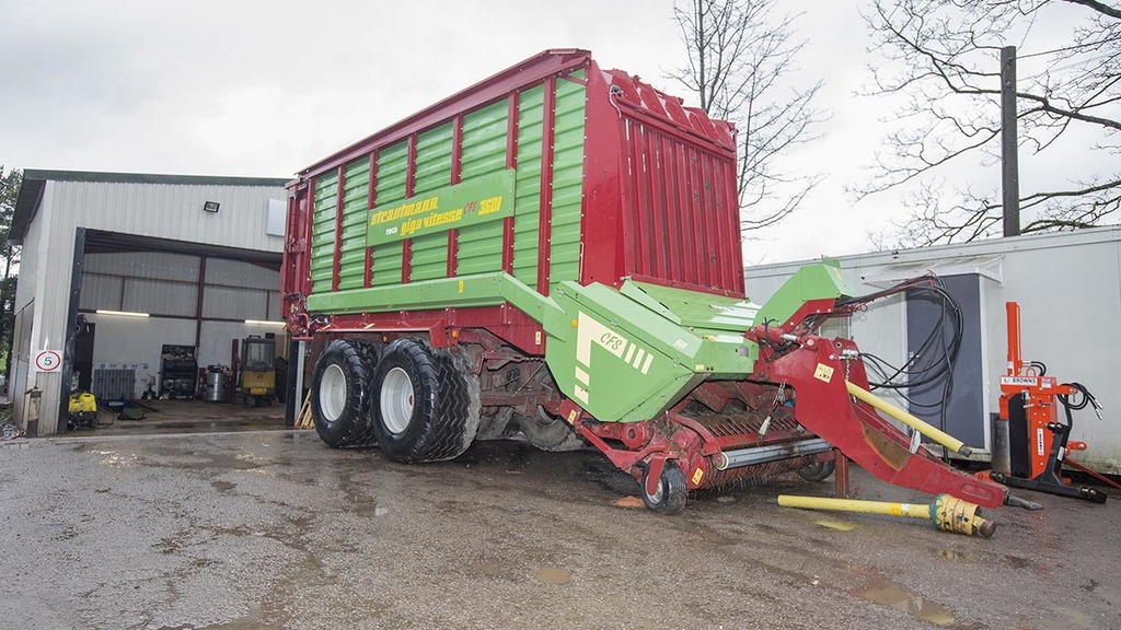 Buyer's guide: Strautmann forage wagon