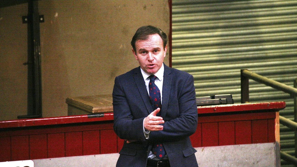 Farming Minister George Eustice: Government plan for a no-deal Brexit