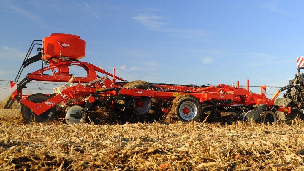 Kuhn widens its Performer cultivator offering