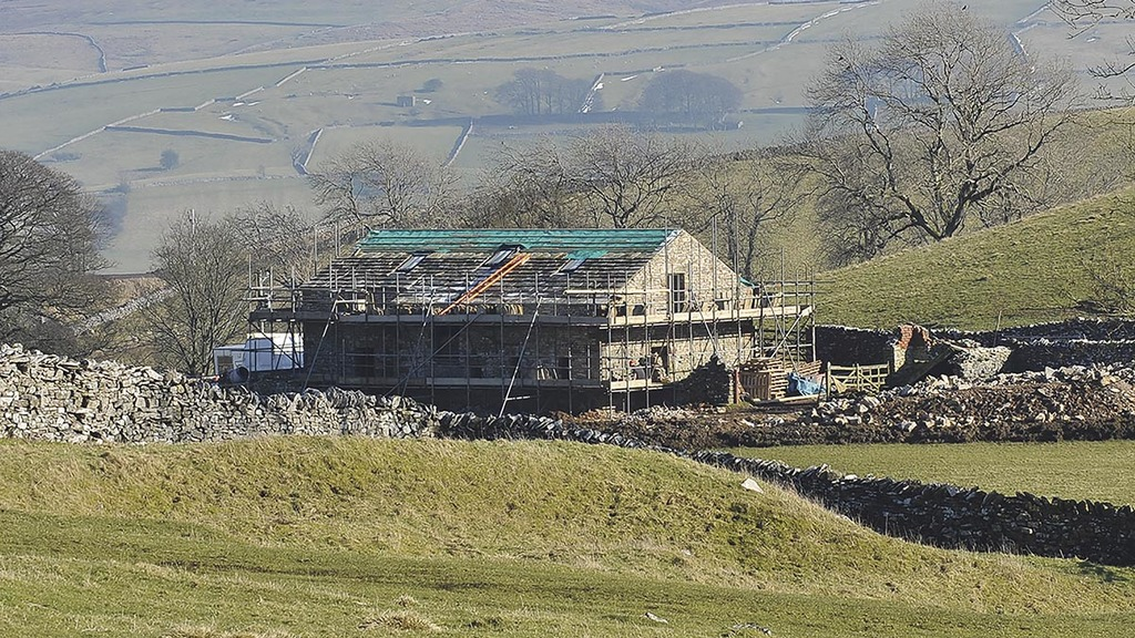 New planning guidance could help bring new life to traditional farm buildings