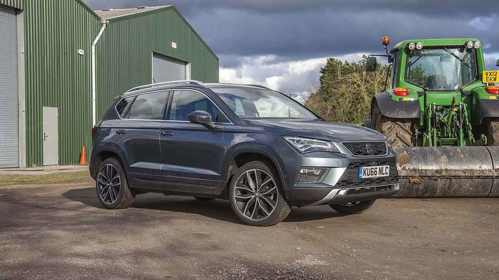 On-test: Seat's first SUV
