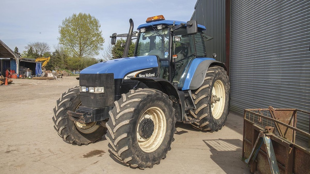 Buyer's guide: New Holland TM190 tractor - INSIGHTS