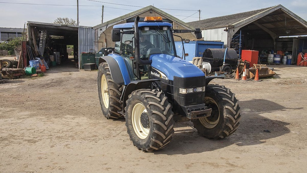 Buyer's guide: New Holland TM190 tractor - INSIGHTS - Farmers Guardian