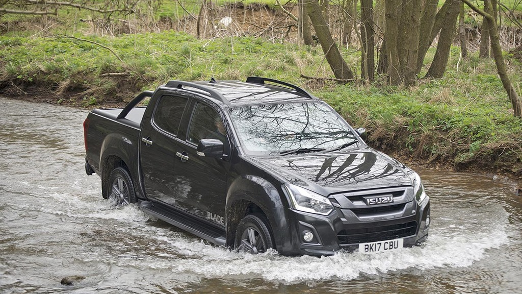 On-test: Downsized D-Max still impresses