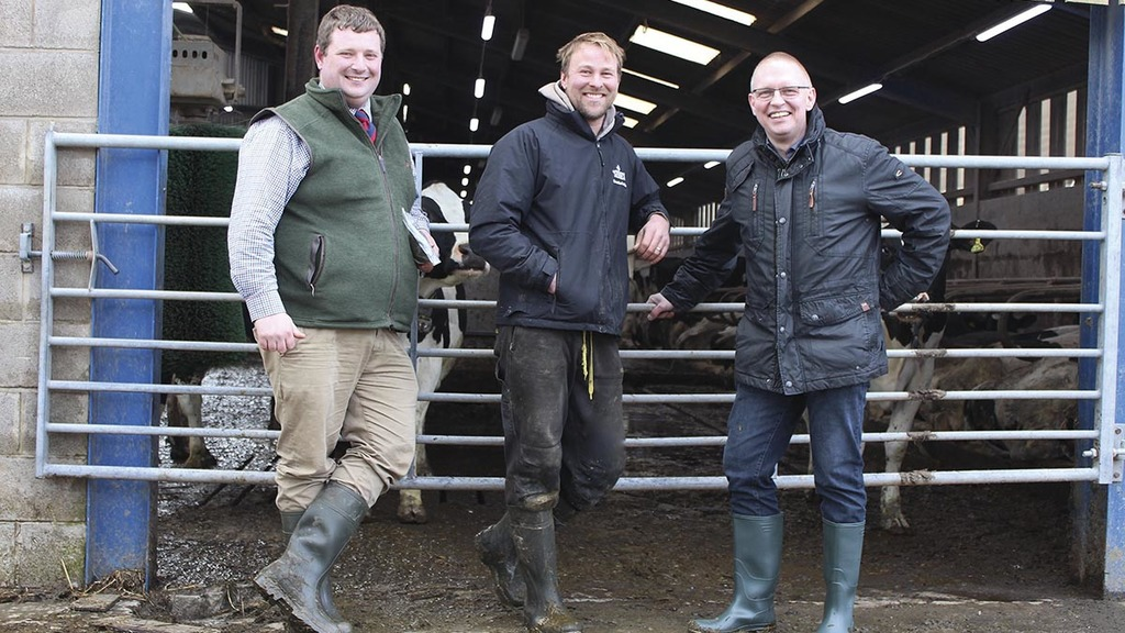CASE STUDY: John Cartledge, Peaslow Farm, Buxton