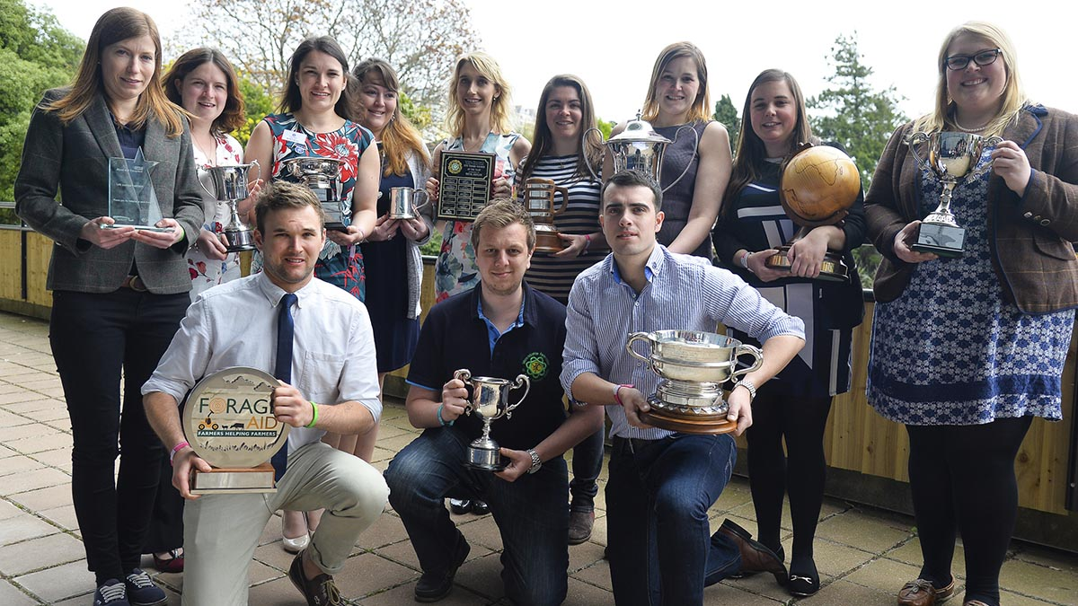 AGM17: Trophy winners announced at the NFYFC AGM