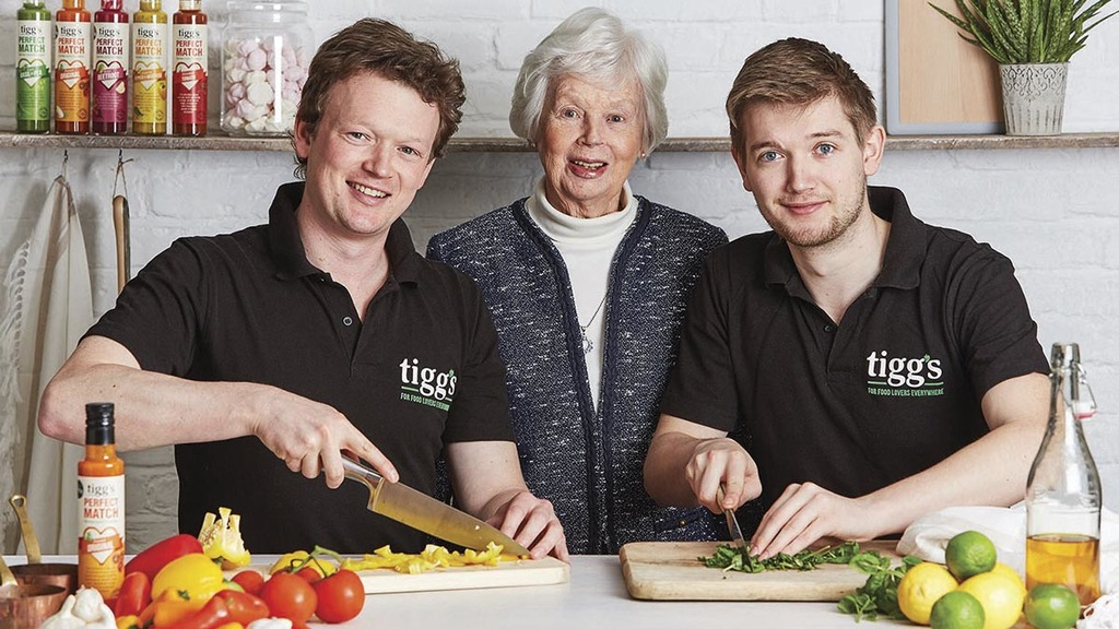 Brothers take inspiration from Granny's recipes