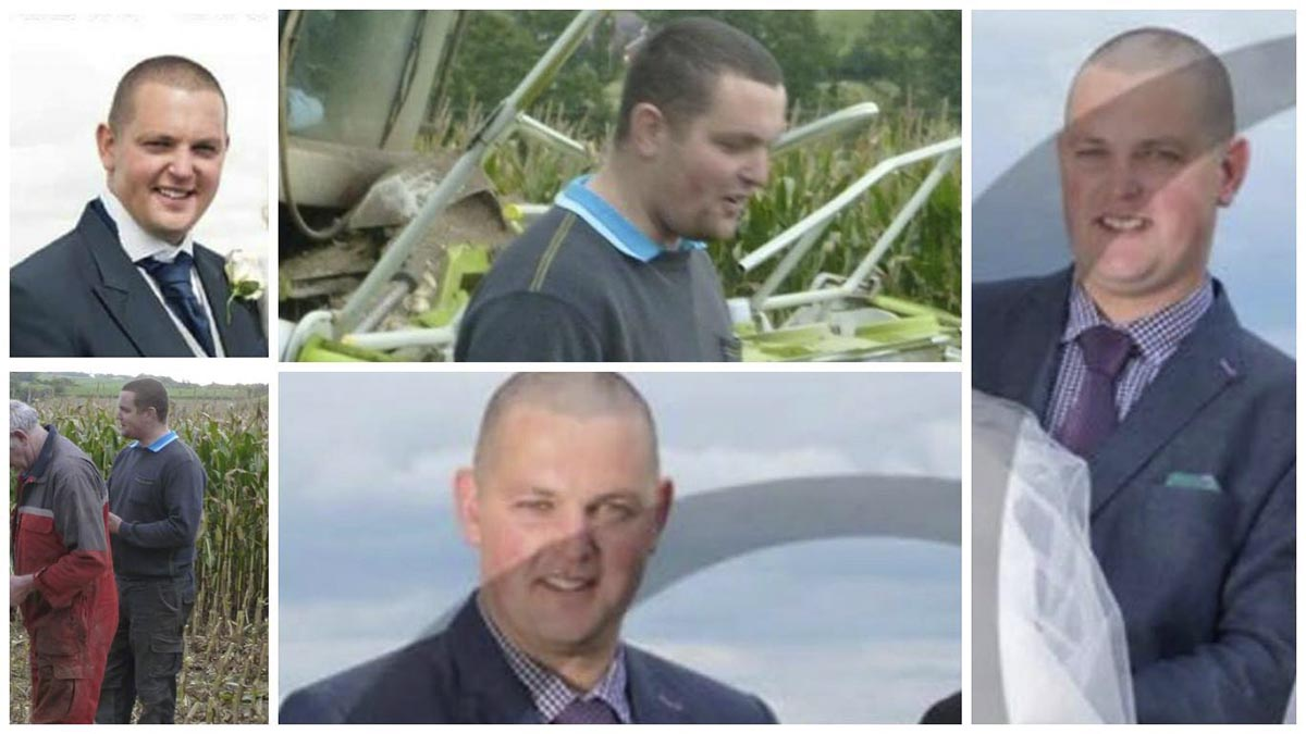 'A bright star who will be greatly missed' - friends pay tribute to popular farmer Andrew Green