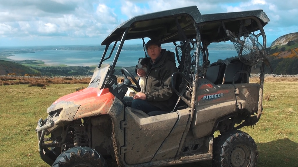 Gareth Wyn Jones VLOG #1 - a fascinating insight into sheep farming