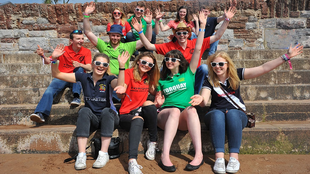 PICTURE GALLERY: Young farmers enjoy Torquay sun at YFC AGM 17