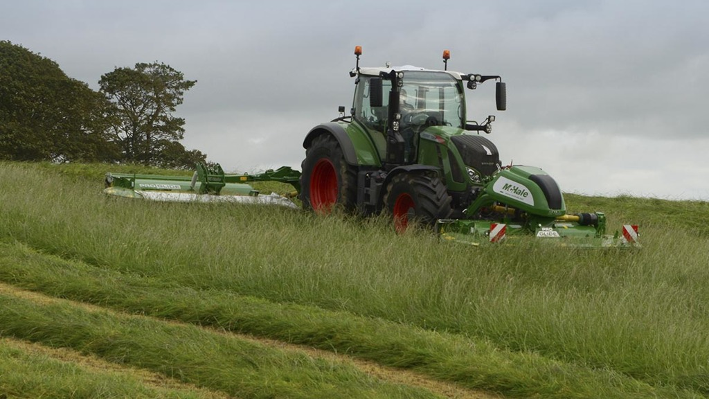 User story: McHale expands grassland equipment to include mower range