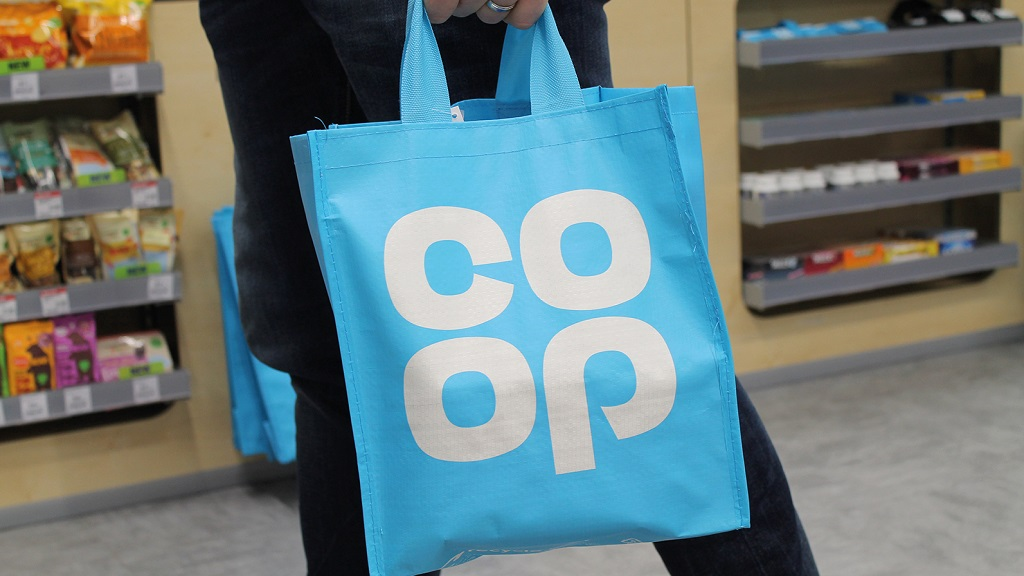 Co-op to open 100 new stores in 2018 - creating 1,600 jobs